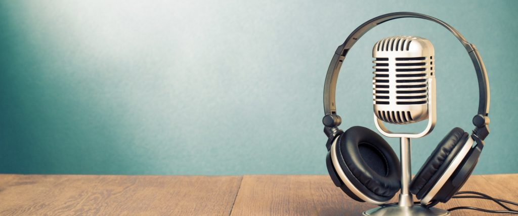audio podcast and websites in ghana